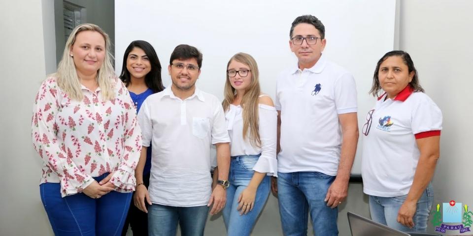 Prefeitura inaugura a nova sede do Núcleo de Apoio à Saúde da Família – NASF