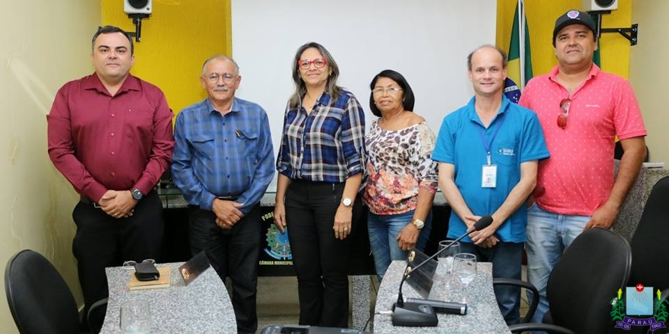 Equipe Técnica DOMO Tecnologia & Sustentabilidade apresenta projeto de energia Solar no município de Paraú.