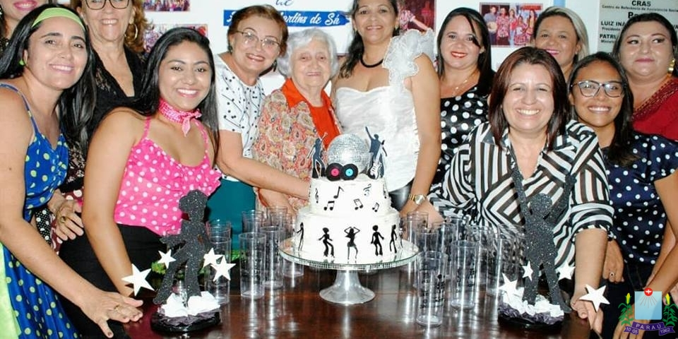 Prefeitura de Paraú, através da Secretaria Municipal de Assistência Social realizou a Semana do Idoso.
