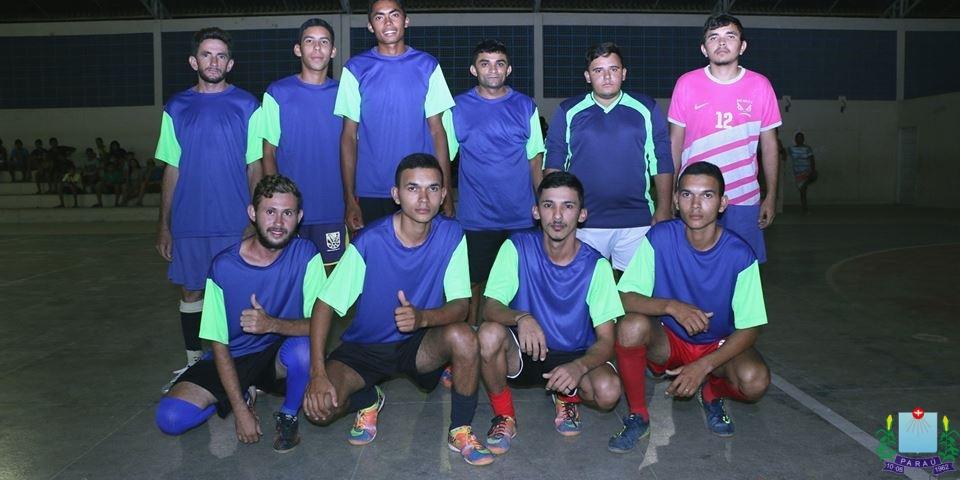 Prefeitura de Paraú/ Secretária de Cultura, Esporte e Lazer apoiando o esporte de Paraú.