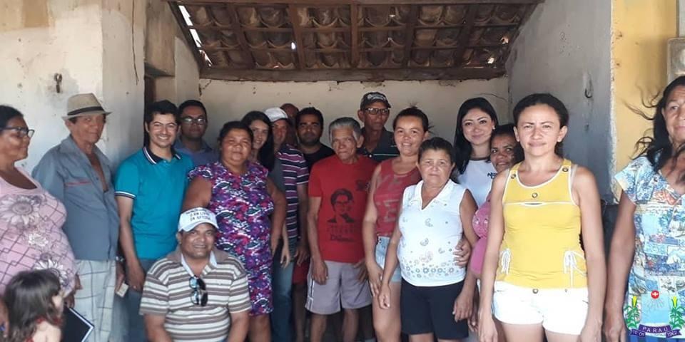 CURSO NEGÓCIO CERTO RURAL OFERECE OPORTUNIDADE A DIVERSAS FAMÍLIAS NA ZONA RURAL DE PARAU
