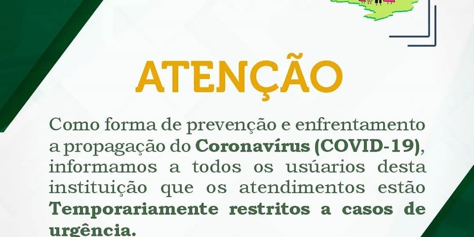INFORMATIVO Nº 02 -COVID-19